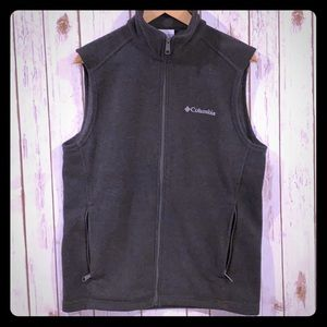 Men's Small Columbia Fleece Vest
